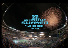 SUMMER SONIC YEARS 2000-2018