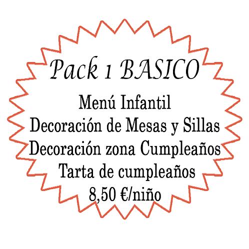 Pack 1 Basico