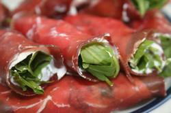 catering - bresaola