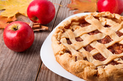 Huiselijkheid met appeltaart!