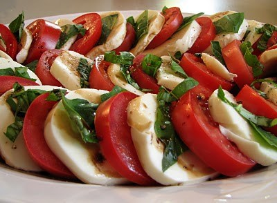 catering - insalata capresecaprese