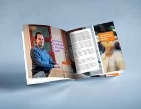 fotografie+grafisch ontwerp brochure