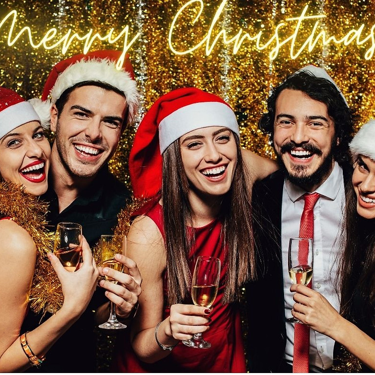 Christmas Parties  -  November 23 – 20 December 2021