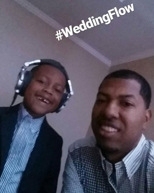 Book us for your next wedding lol #PackageDeals