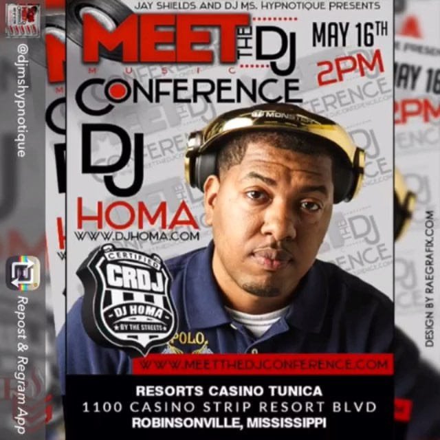 Repost from _djmshypnotique using _RepostRegramApp - DJS ARE YOU REGISTERED YET____Meet The DJ Confe