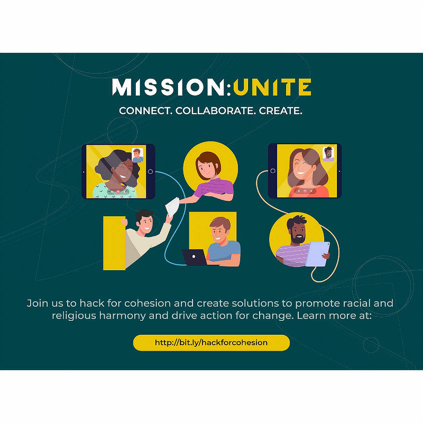 Mission:Unite by StartupX & Ministry of Culture, Community, and Youth