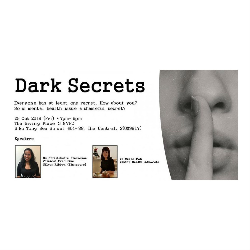 Silver Ribbon (Singapore): Dark Secrets