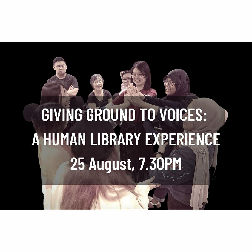 Giving Ground to Voices by The Community Theatre and Beyond Social Services