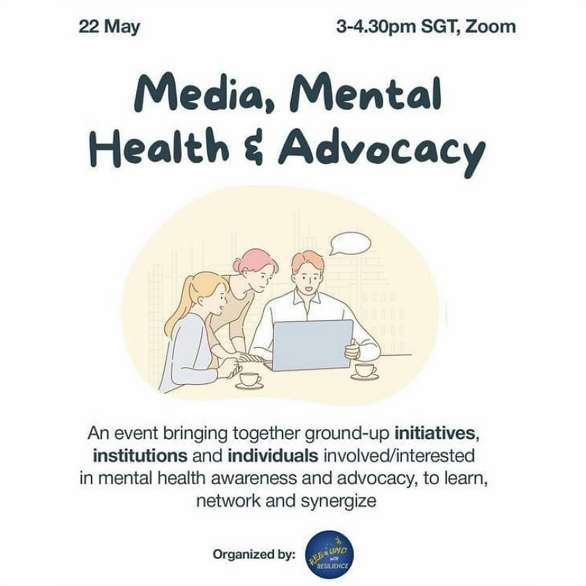Media, Mental Health & Advocacy by Rebound with Resilience