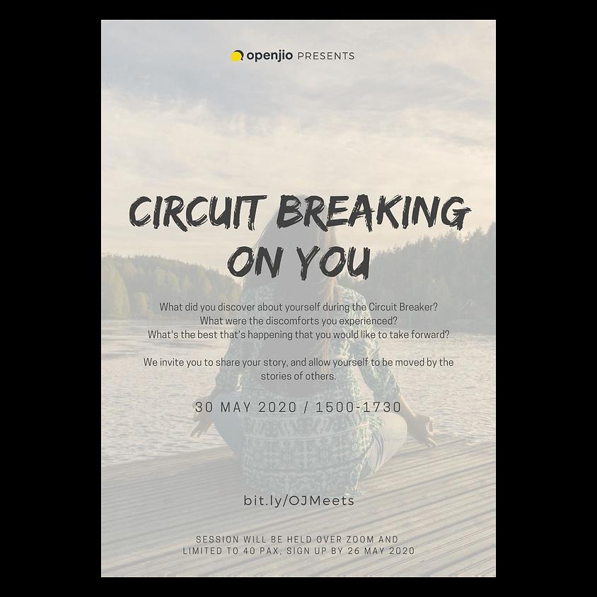 OpenJio: Circuit Breaking on You