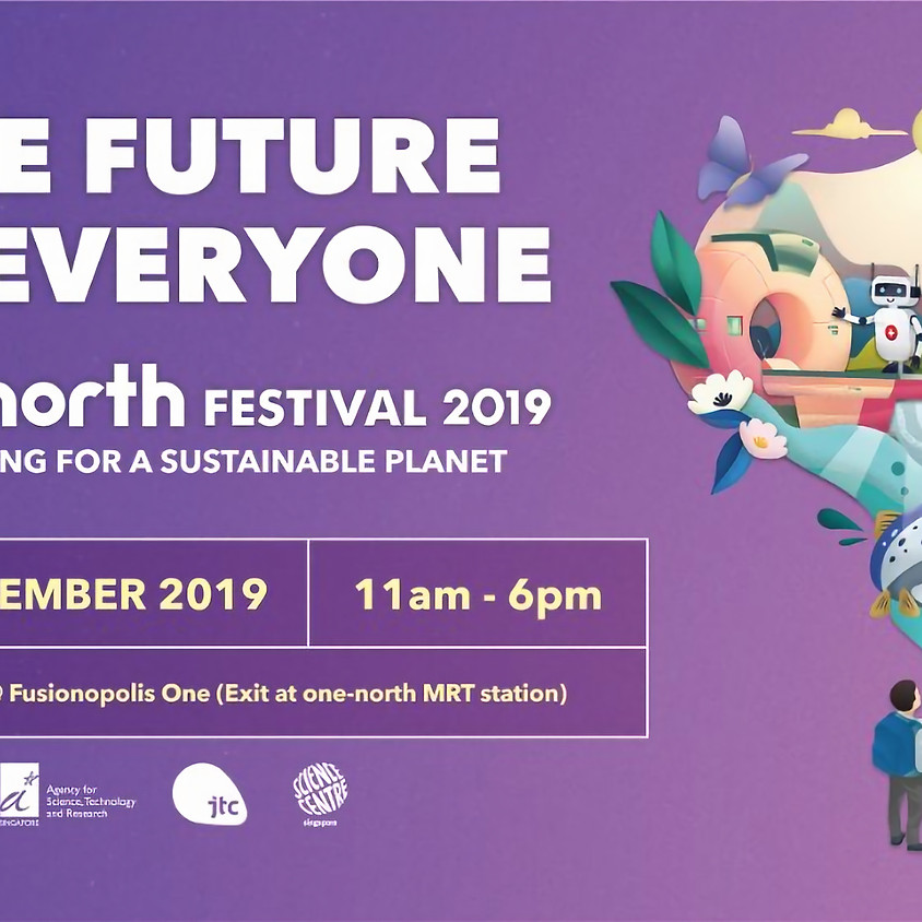 One-north Festival 2019 - The Future of Everyone