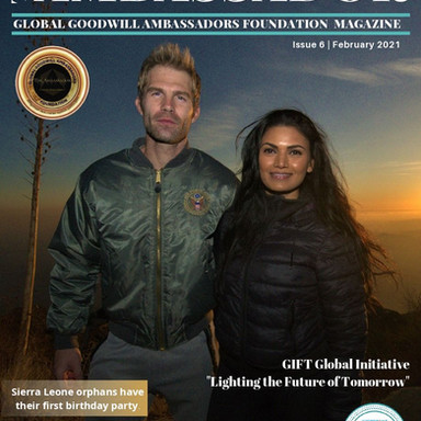 The Ambassador - Issue 6: February 2021