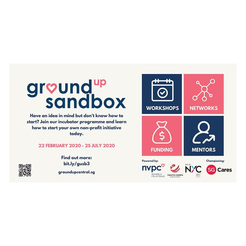 Groundup Sandbox