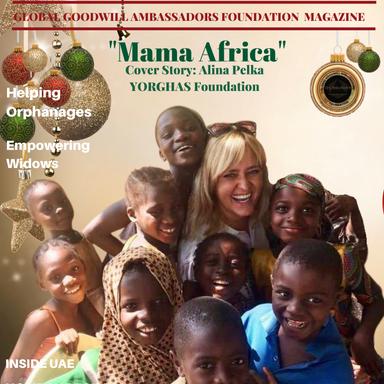 The Ambassador: Issue 4: December 2020
