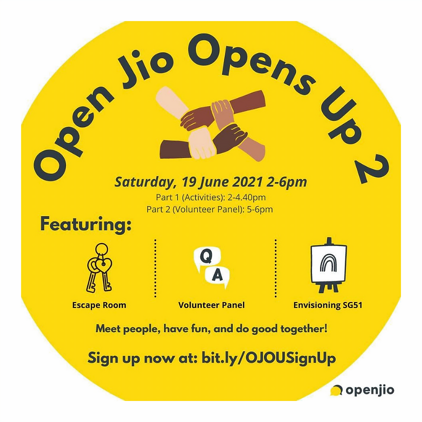 Open Jio Opens Up 2: SG2051