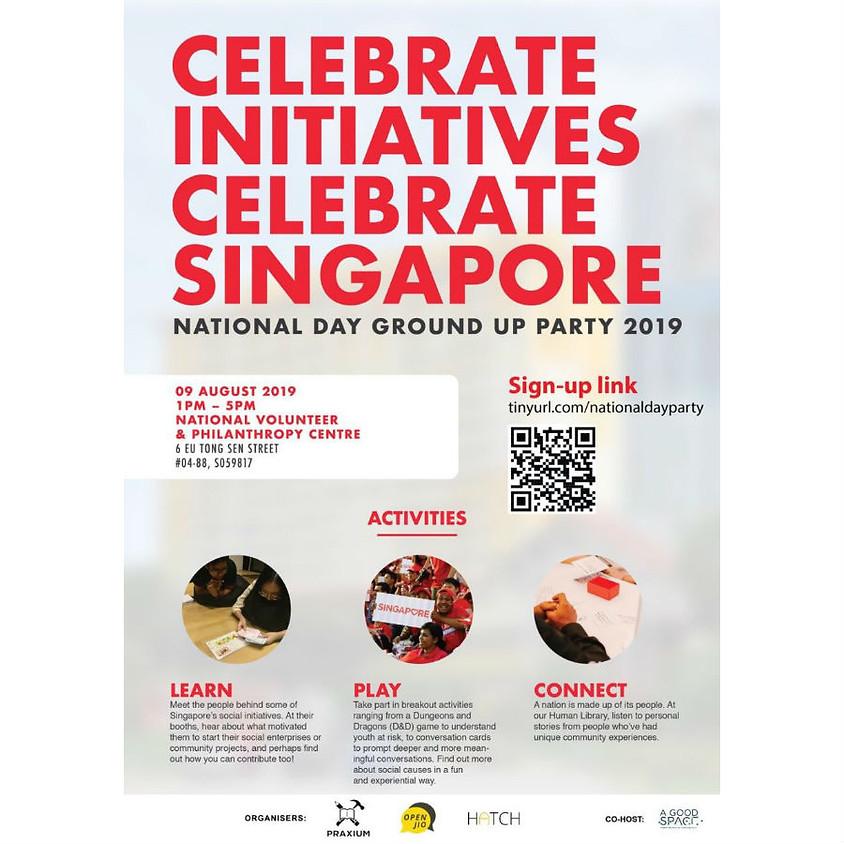 Celebrate Initiatives Celebrate Singapore