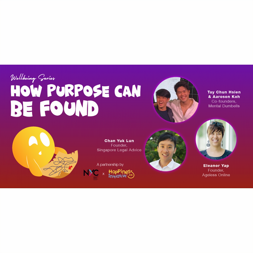 Well-being Series: How Purpose Can Be Found