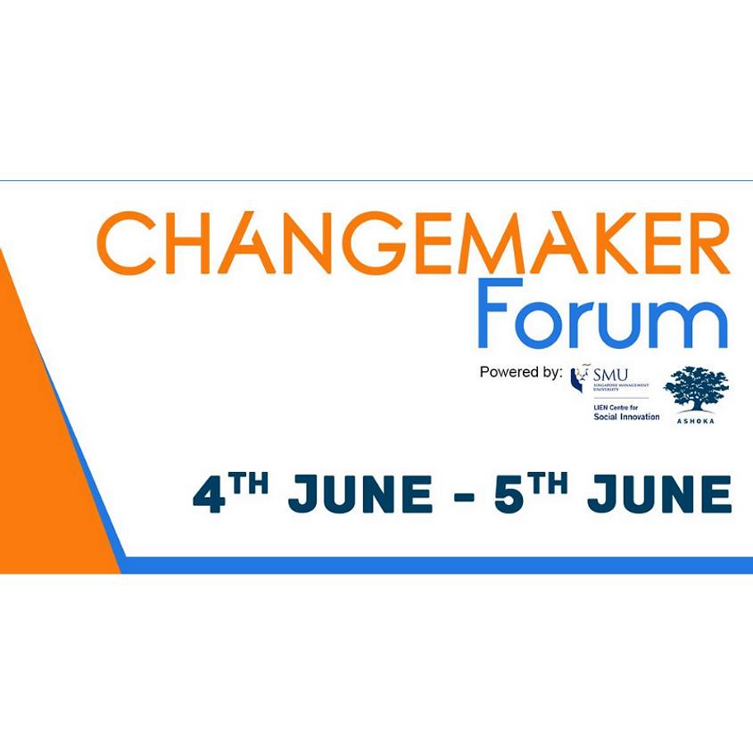 Ashoka-SMU Changemaker Forum 2021