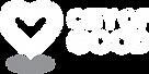 Horizontal City of Good White Logo.png