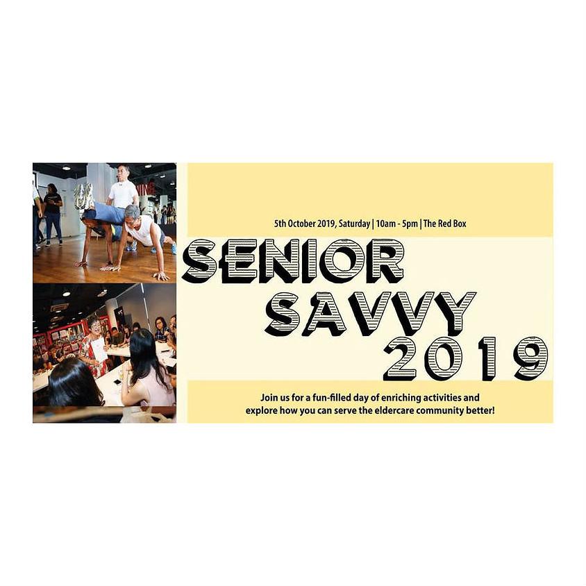 Youth Corps Singapore: Senior Savvy 2019