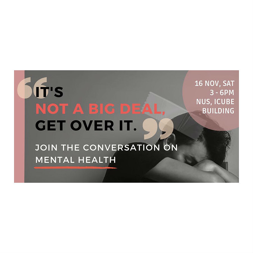 Common Space: Series Two - Mental Health in Singapore