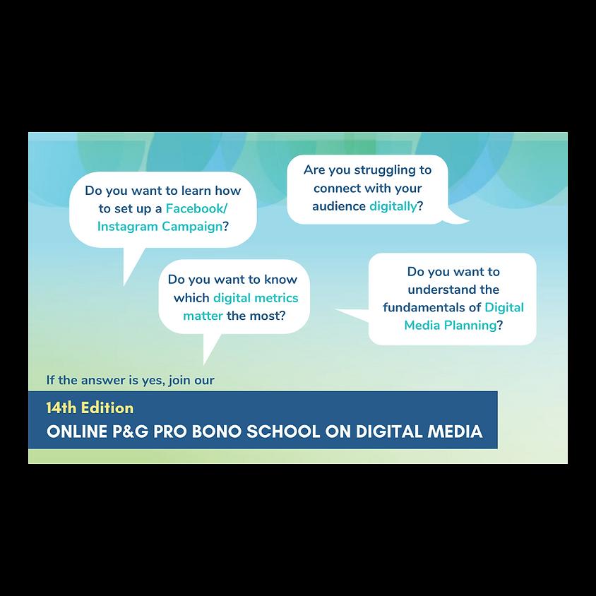 P&G Pro Bono School: Digital Media
