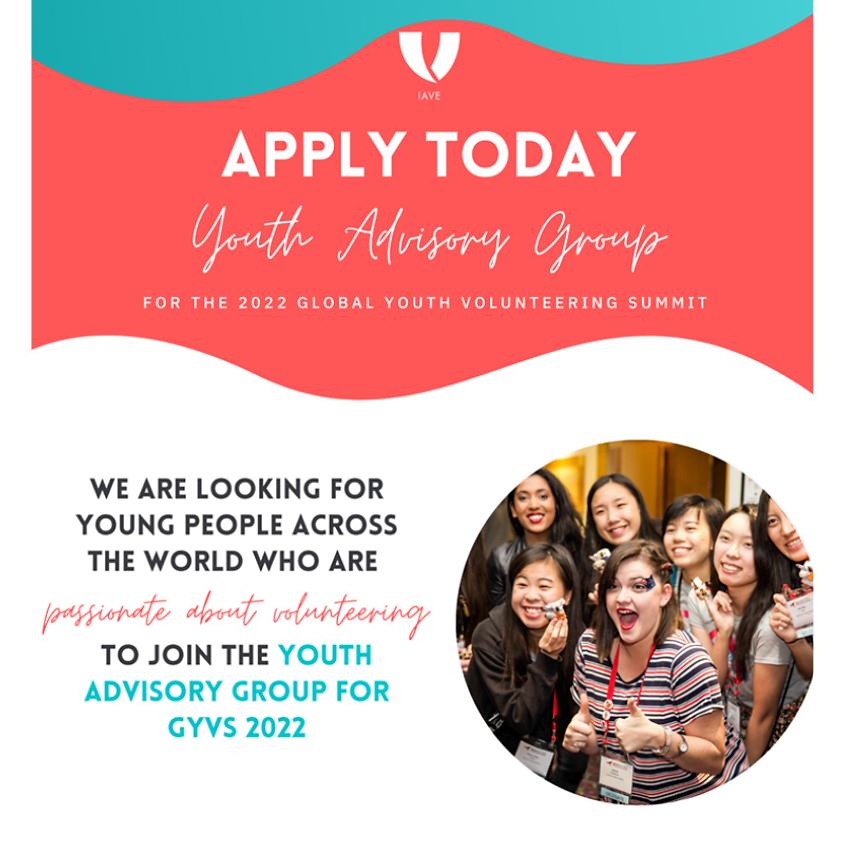 Global Youth Volunteering Summit 2022
