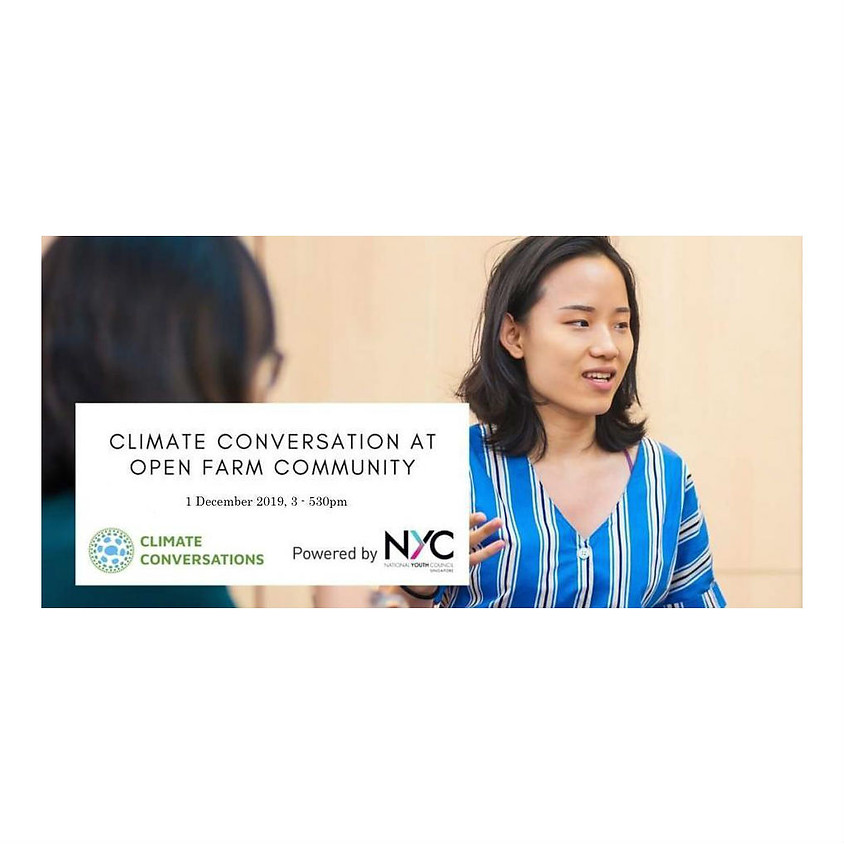 Climate Conversations @ Open Farm Community