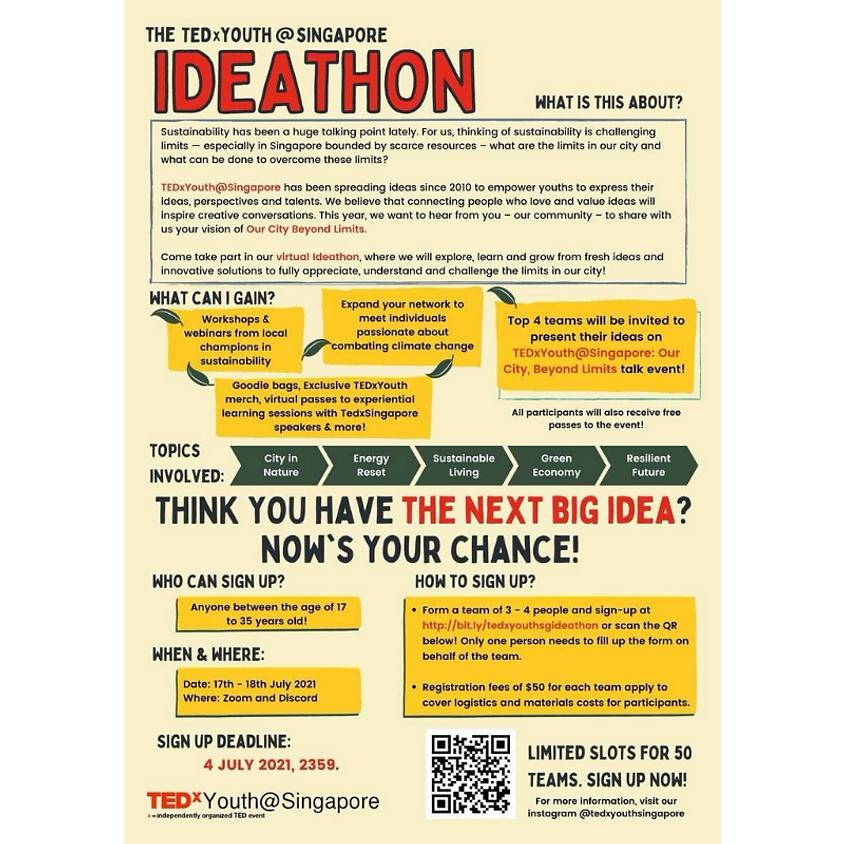 TEDxYouth@Singapore Ideathon