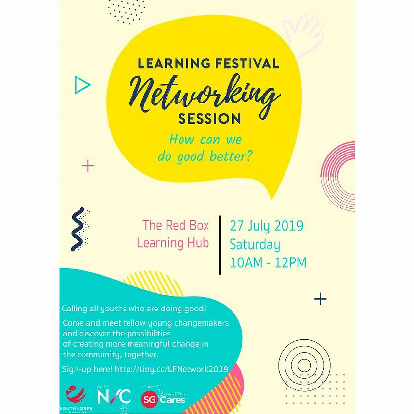 Learning Festival Networking Session