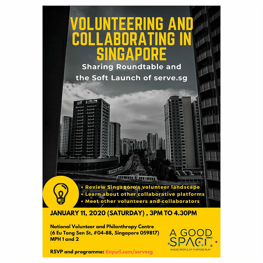 Volunteering and Collaborating in Singapore