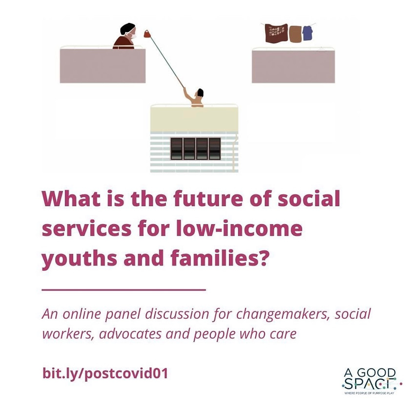 A Good Space: Beyond COVID-19: Future of Social Services