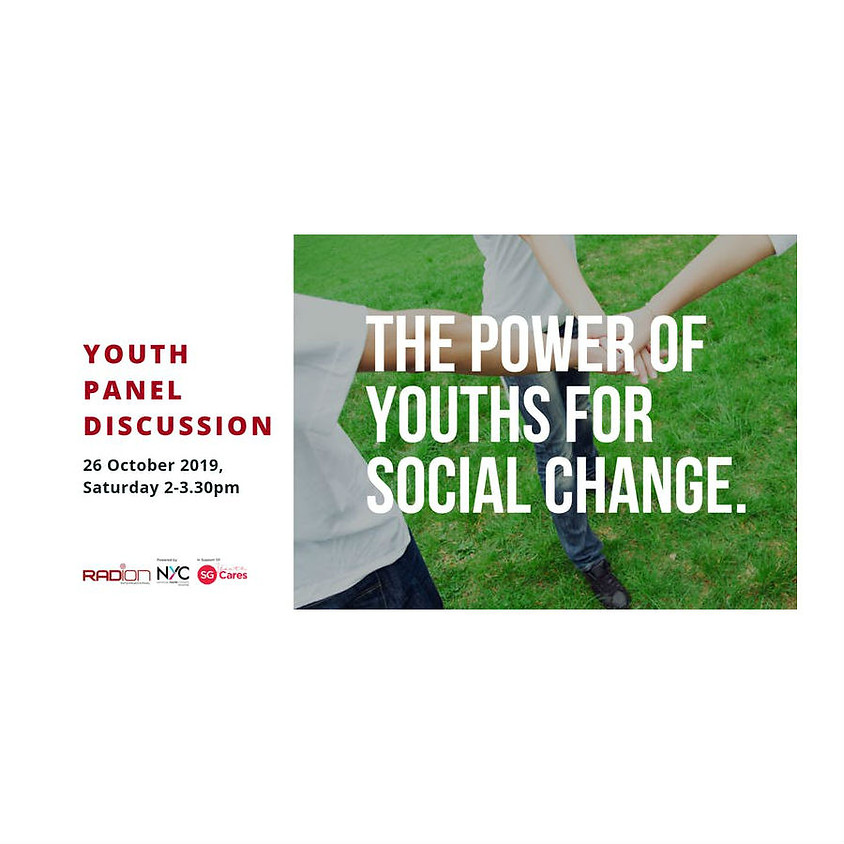 RADION International: The Power of Youths For Social Change