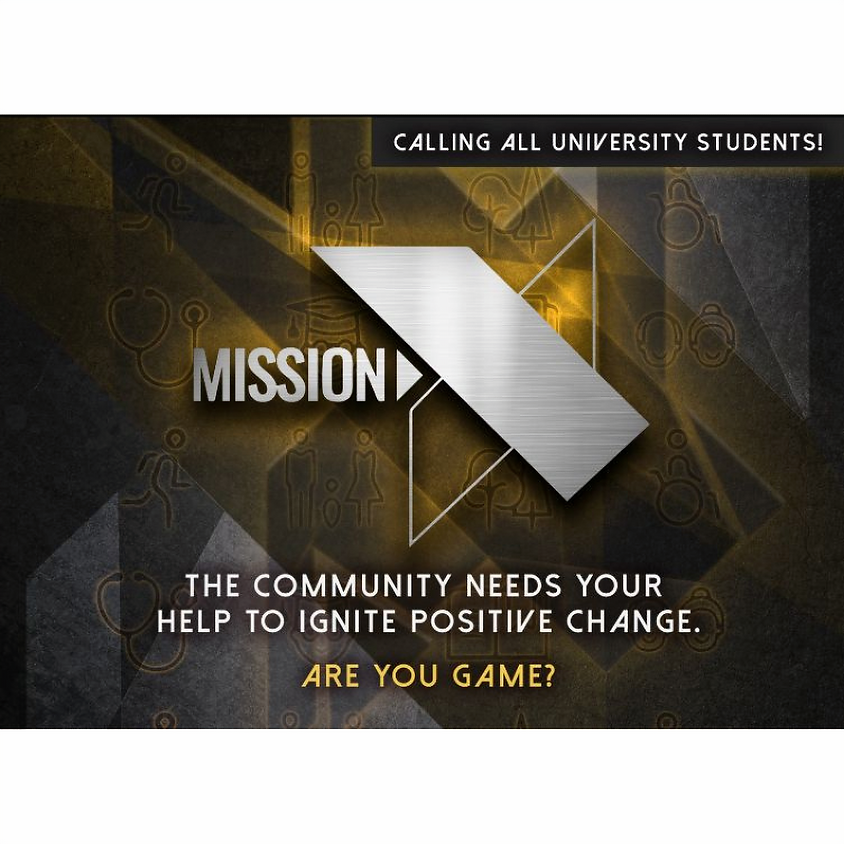 Mission X (Uni) by Youth Corps Singapore