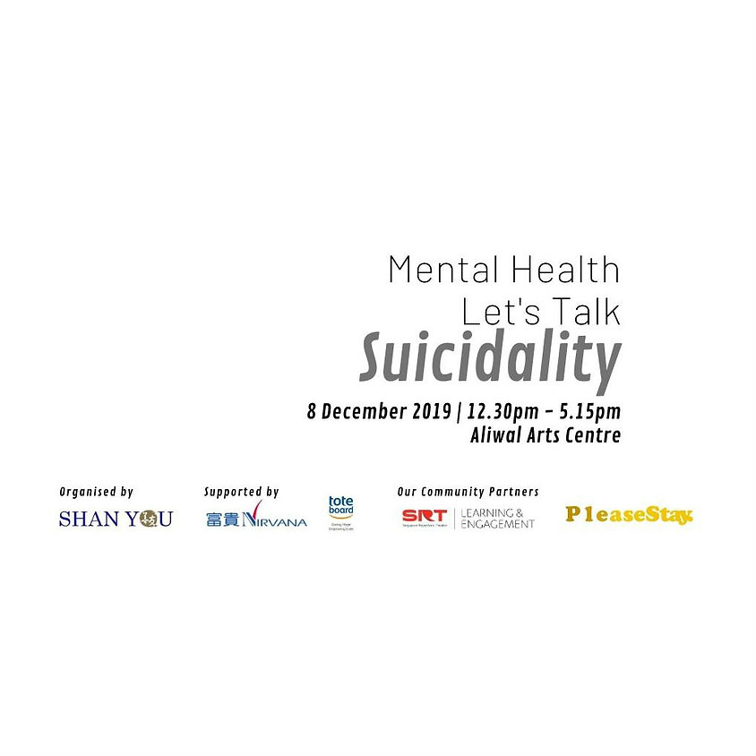 Mental Health Let's Talk: Suicidality
