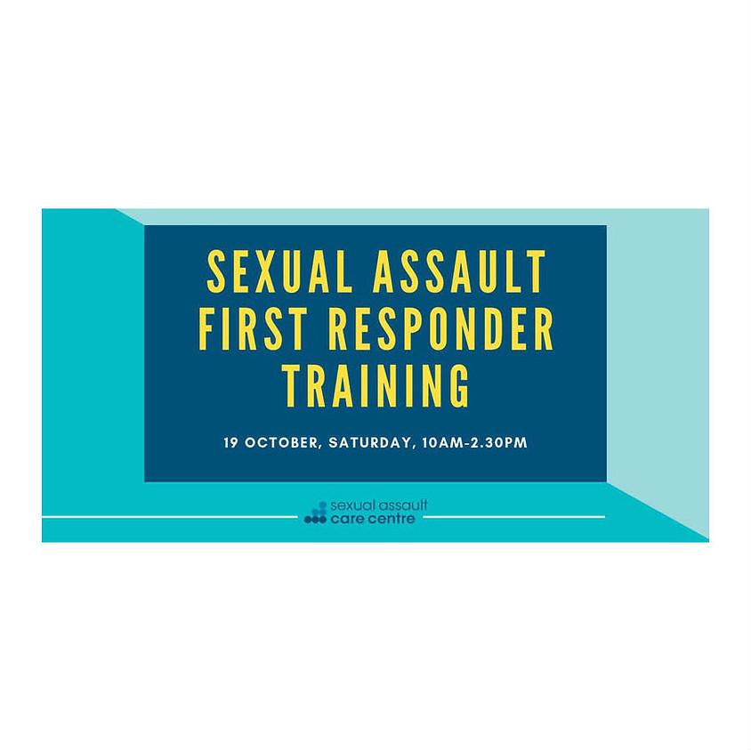 AWARE: Sexual Assault First Responder Training