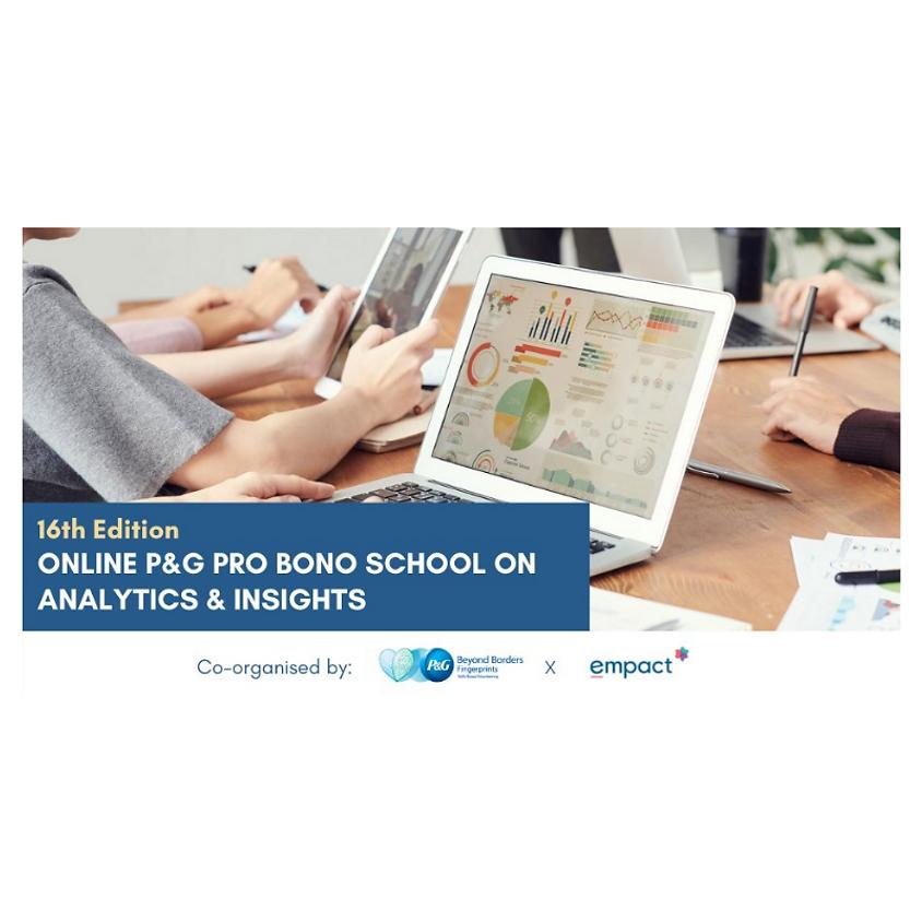 P&G Pro Bono School: Analytics & Insights