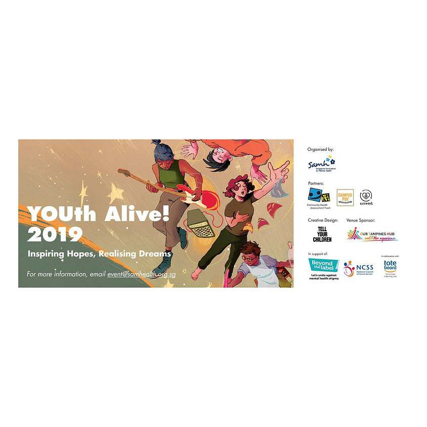 YOUth Alive! 2019