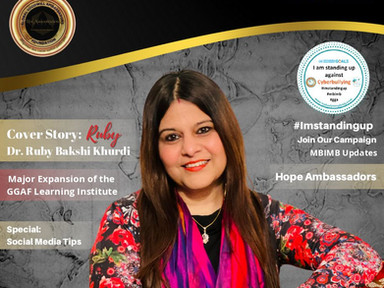 The Ambassador: Issue 8 | April 2021