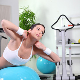 Boost Your Diet and Weight Loss with a Home Gym