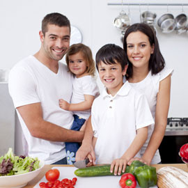 How to ready your home for diet and weight loss in Crawfordsville