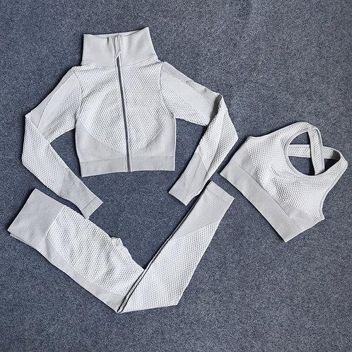 3 piece set (grey)