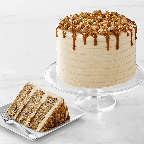 Caramel Crumb Cake