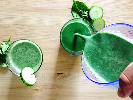 Easiest Green Smoothie
