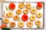 1/2 dozen donuts!