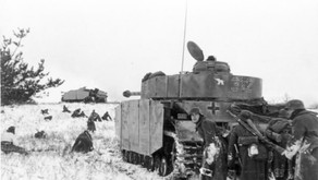 """Panzer IV Build, """"Merry Christmas and Happy New Year"""" ... Weeks #57 to #62"""