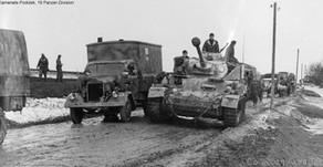 """Panzer iv Build, """"Motorabdeckung"""" - Weeks #27 - 28"""