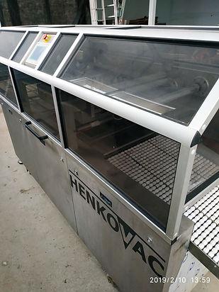 Запайщик лотков  HENKOVAC TPS2000