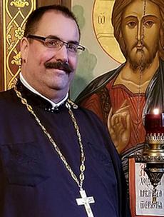 Vicar General V. Rev. Fr. Mark Rowe