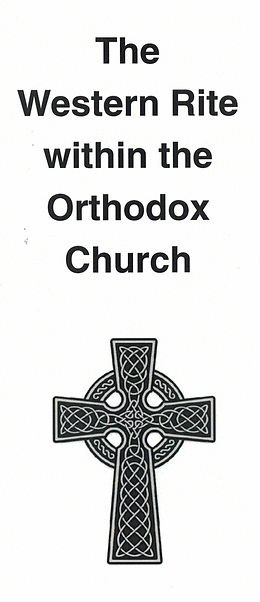 The Western Rite within the Orthodox Chu